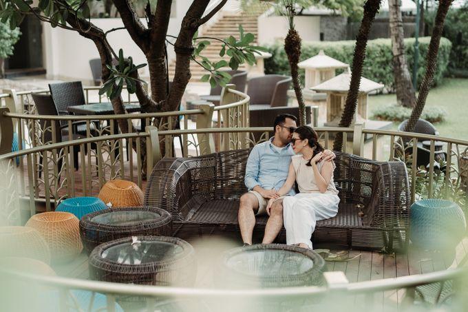 Prewedding of Steven & Betsy at Ayana Midplaza by AYANA Midplaza JAKARTA - 003