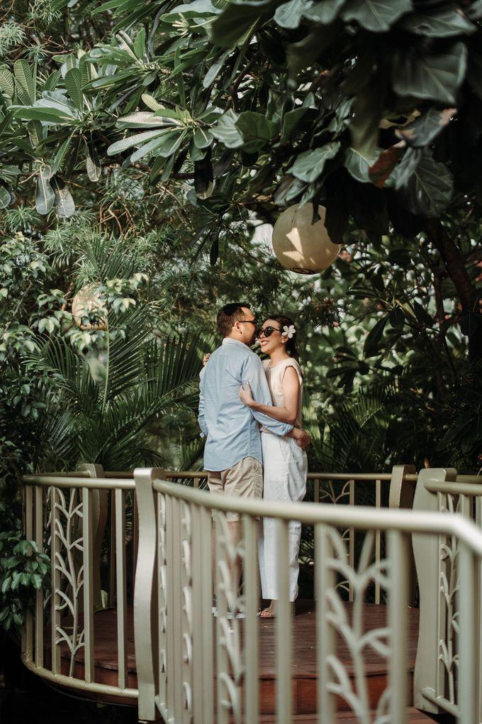 Prewedding of Steven & Betsy at Ayana Midplaza Jakarta by AYANA Midplaza JAKARTA - 015