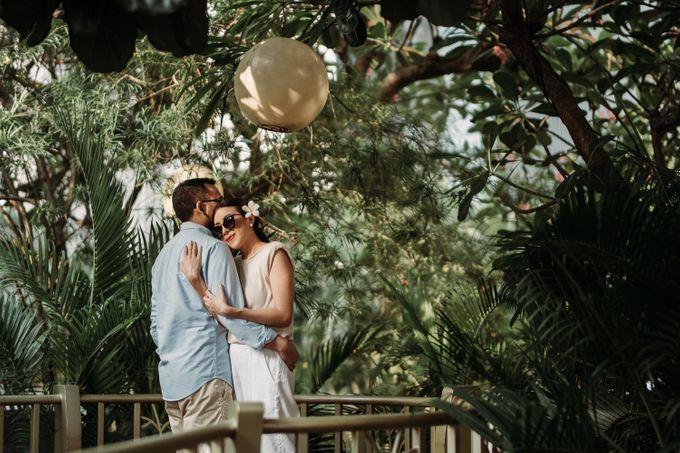 Prewedding of Steven & Betsy at Ayana Midplaza Jakarta by AYANA Midplaza JAKARTA - 016