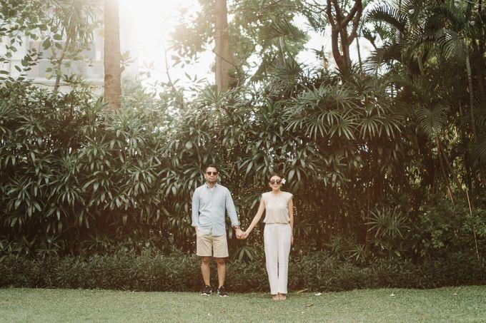Prewedding of Steven & Betsy at Ayana Midplaza Jakarta by AYANA Midplaza JAKARTA - 019