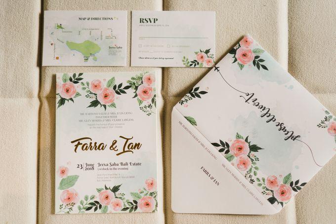 Ian & Farra Intimate Beach Villa Wedding by Vilia Wedding Planner - 001