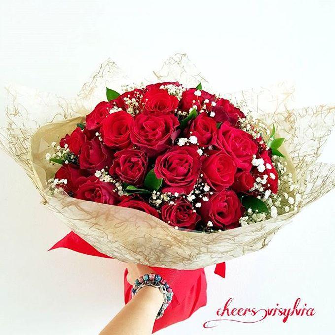 Gift Bouquet  by visylviaflorist - 008
