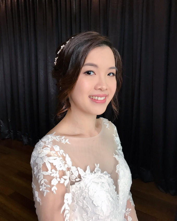Brides by Jocelyn Tan Make Up - 005