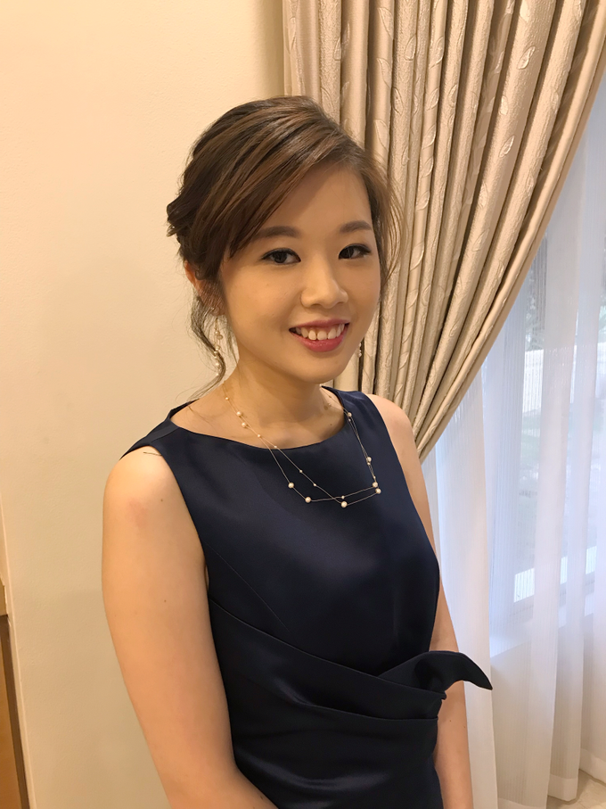 Occasion makeover by Jocelyn Tan Make Up - 016