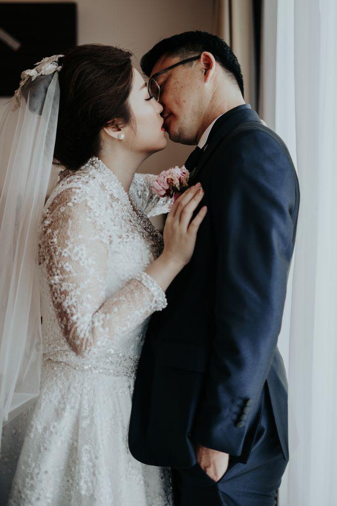 Wedding Rosjanto & Stella by Memoira Studio - 042
