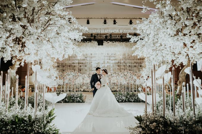 Wedding Rosjanto & Stella by Memoira Studio - 044