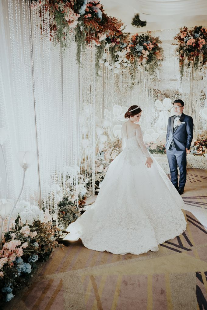 Wedding Rosjanto & Stella by Memoira Studio - 045