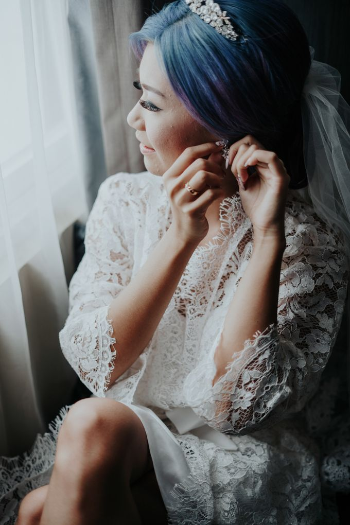 The Wedding of Raven & Jessica by Memoira Studio - 013