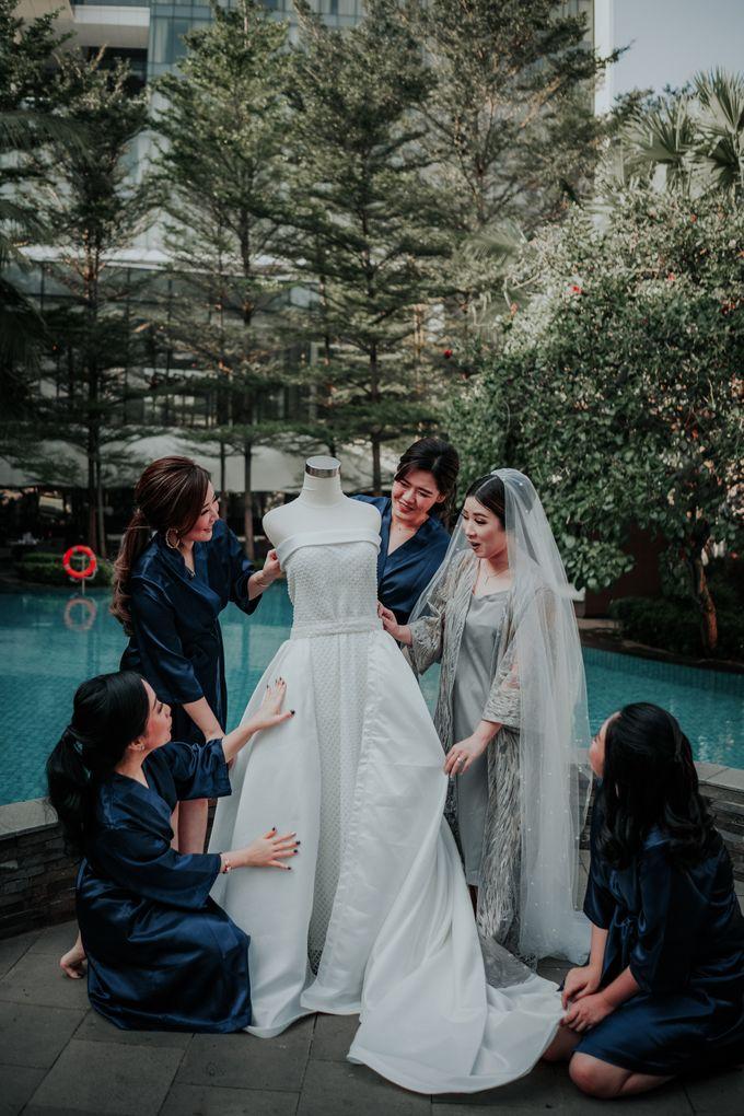 The Wedding of Vincent & Jovia by Memoira Studio - 040