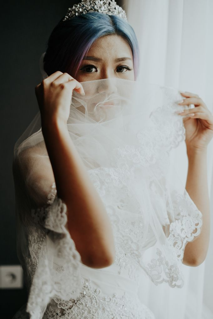 The Wedding of Raven & Jessica by Memoira Studio - 017