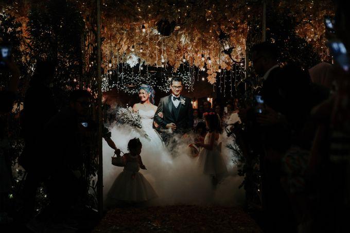 The Wedding of Raven & Jessica by Memoira Studio - 023