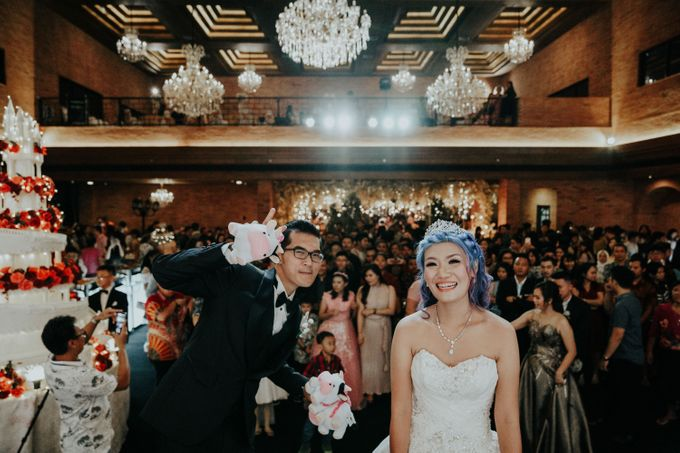 The Wedding of Raven & Jessica by Memoira Studio - 026