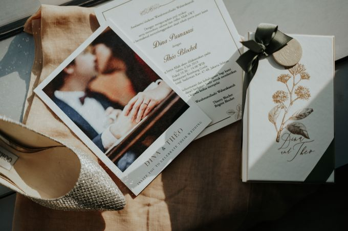 From Paris with Love - Wedding Theo & Dina by Memoira Studio - 027