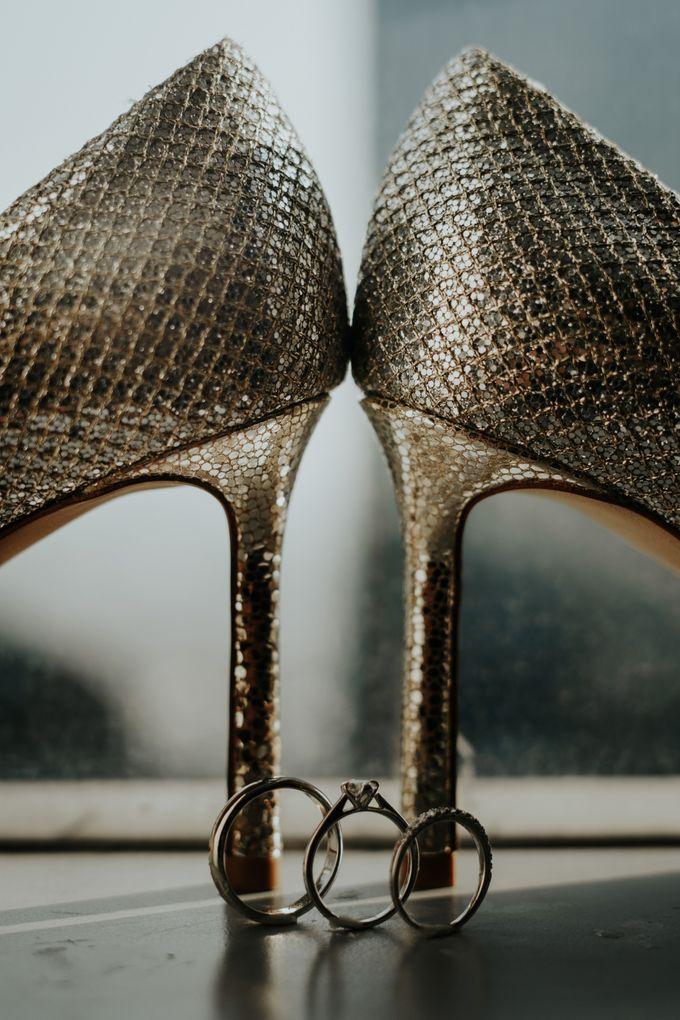 From Paris with Love - Wedding Theo & Dina by Memoira Studio - 028