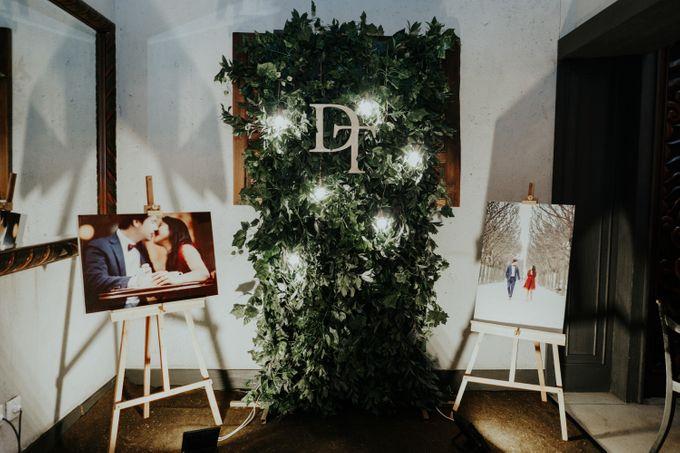 From Paris with Love - Wedding Theo & Dina by Memoira Studio - 036