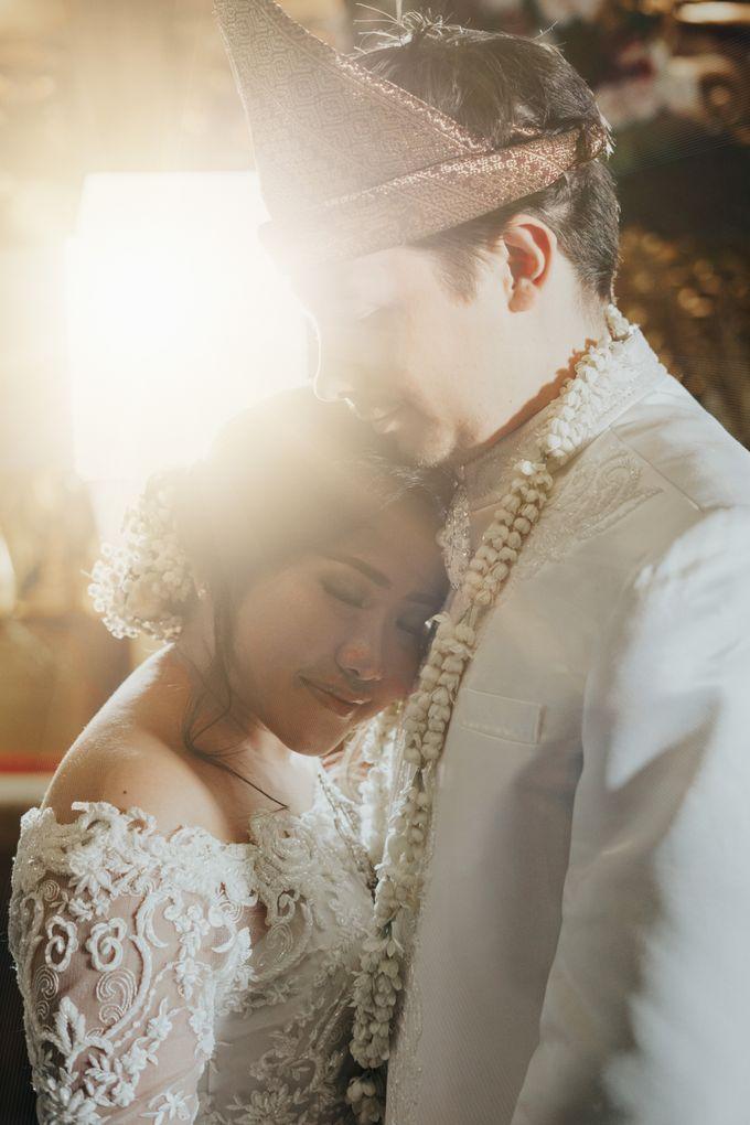 From Paris with Love - Wedding Theo & Dina by Memoira Studio - 041
