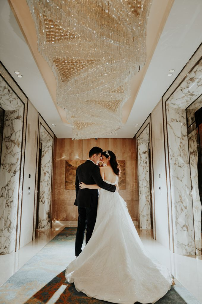 The Wedding of Budi & Rachel by Memoira Studio - 027