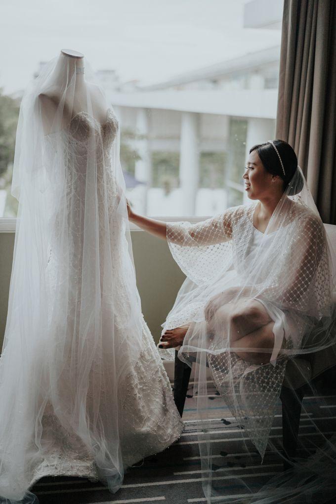 The Wedding of Hendy & Gracia by Memoira Studio - 001