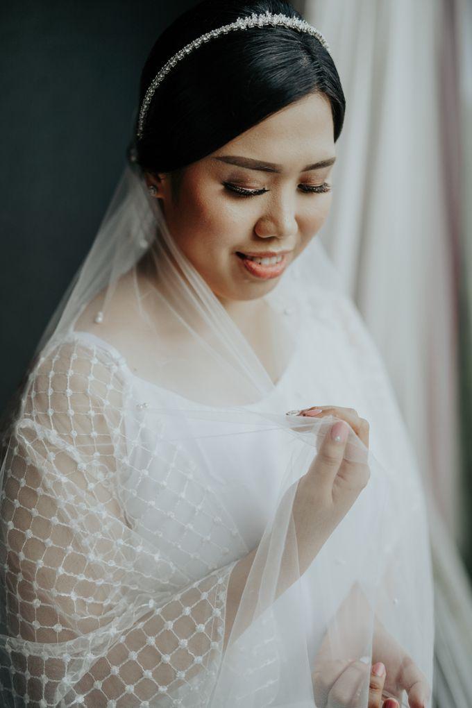 The Wedding of Hendy & Gracia by Memoira Studio - 002
