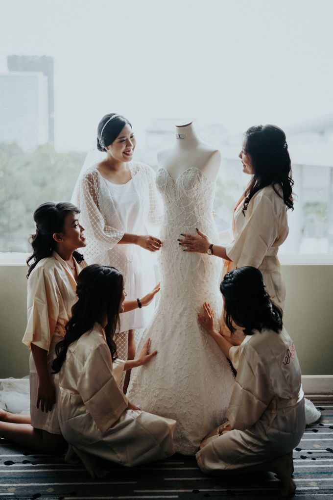 The Wedding of Hendy & Gracia by Memoira Studio - 004