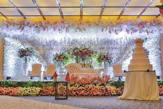 Ari & Sherly Wedding by Le Grandeur Mangga Dua Hotel - 002