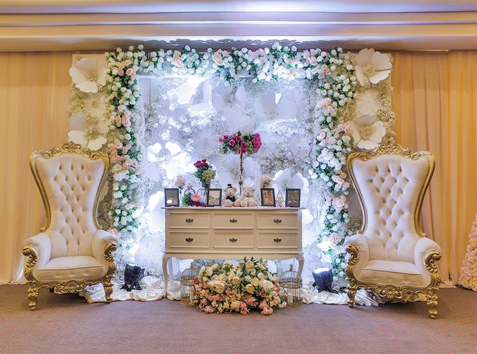 Ari & Sherly Wedding by Le Grandeur Mangga Dua Hotel - 003