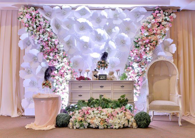 Ari & Sherly Wedding by Le Grandeur Mangga Dua Hotel - 004