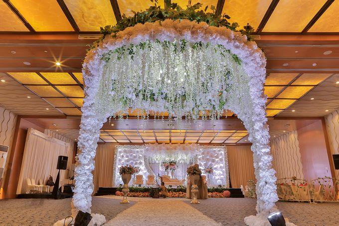 Ari & Sherly Wedding by Le Grandeur Mangga Dua Hotel - 001