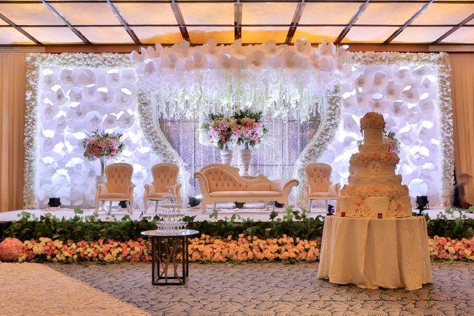 Ari & Sherly Wedding by Le Grandeur Mangga Dua Hotel - 005