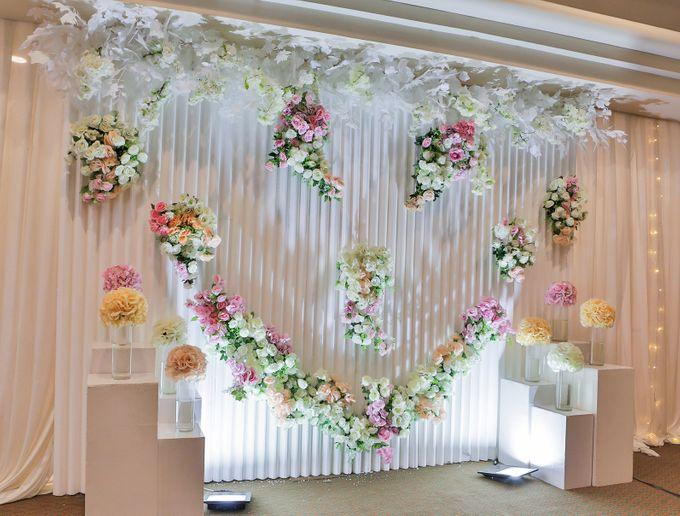 Ari & Sherly Wedding by Le Grandeur Mangga Dua Hotel - 006