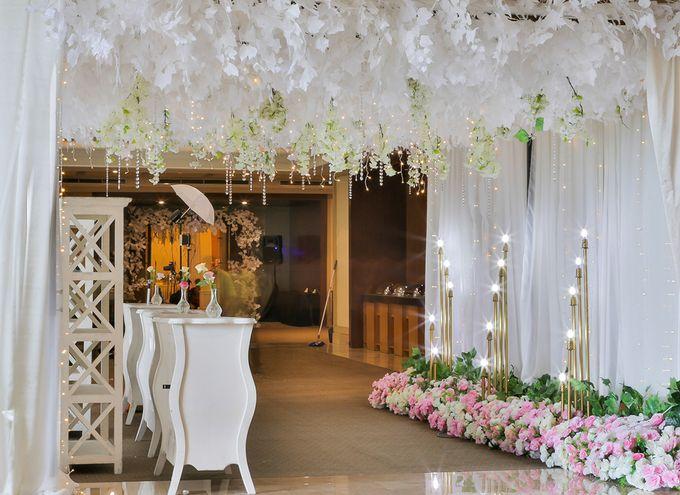 Ari & Sherly Wedding by Le Grandeur Mangga Dua Hotel - 007