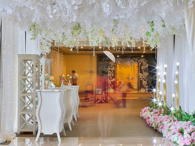 Ari & Sherly Wedding by Le Grandeur Mangga Dua Hotel - 008