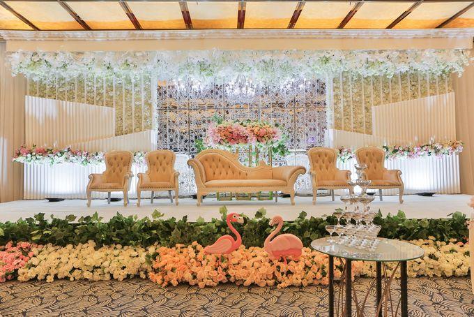 Ari & Sherly Wedding by Le Grandeur Mangga Dua Hotel - 010