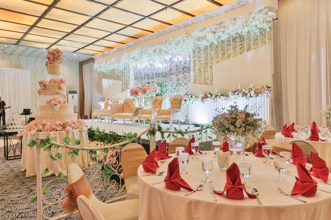 Ari & Sherly Wedding by Le Grandeur Mangga Dua Hotel - 011