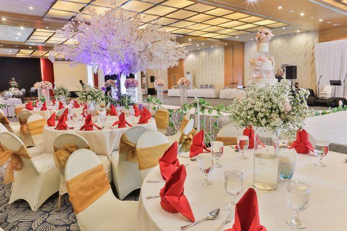 Ari & Sherly Wedding by Le Grandeur Mangga Dua Hotel - 012