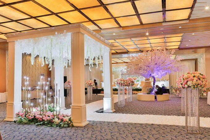 Ari & Sherly Wedding by Le Grandeur Mangga Dua Hotel - 013