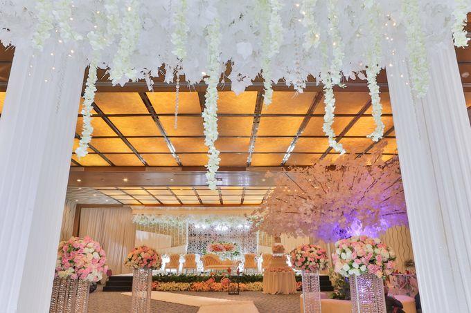 Ari & Sherly Wedding by Le Grandeur Mangga Dua Hotel - 014