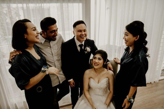 Joel & Carolen Wedding by AKSA Creative - 013