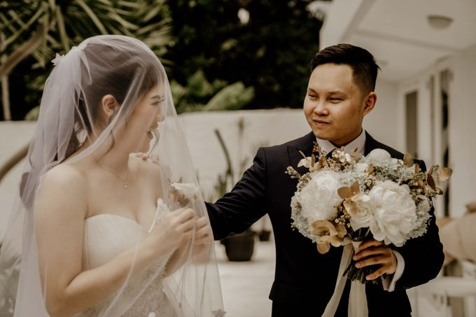 Joel & Carolen Wedding by AKSA Creative - 011