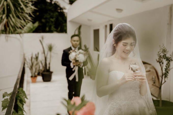 Joel & Carolen Wedding by AKSA Creative - 012