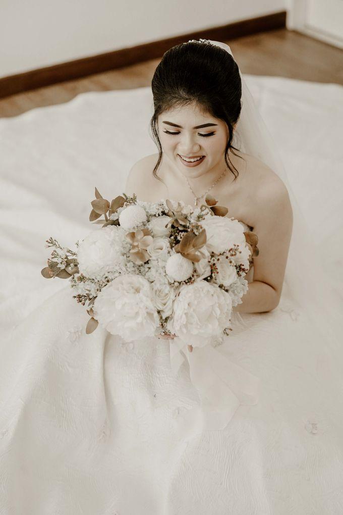 Joel & Carolen Wedding by AKSA Creative - 008