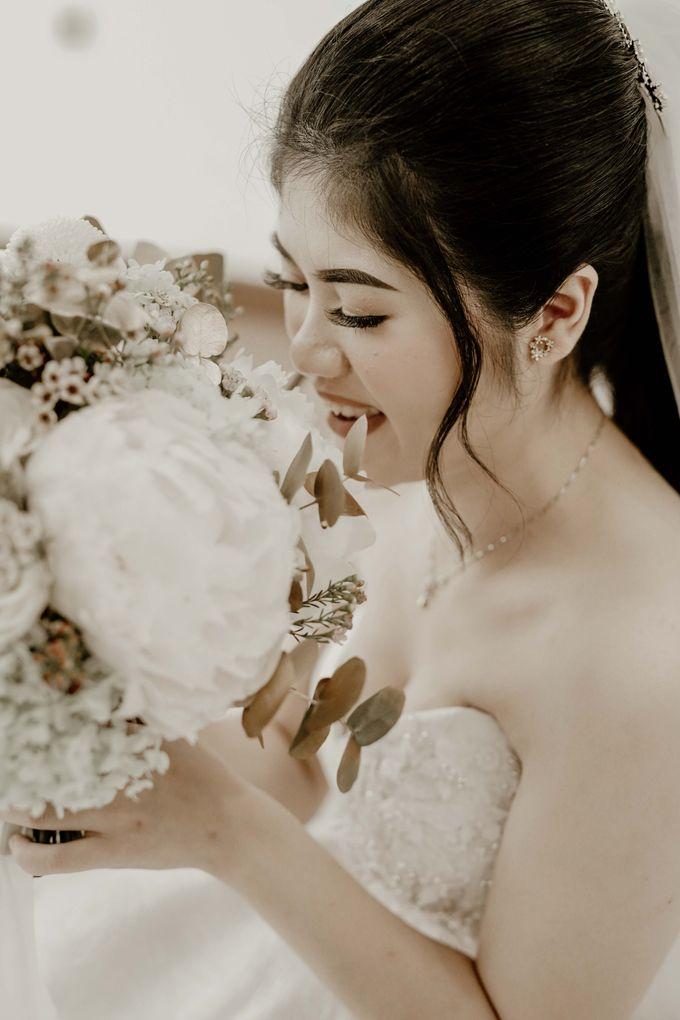 Joel & Carolen Wedding by AKSA Creative - 009