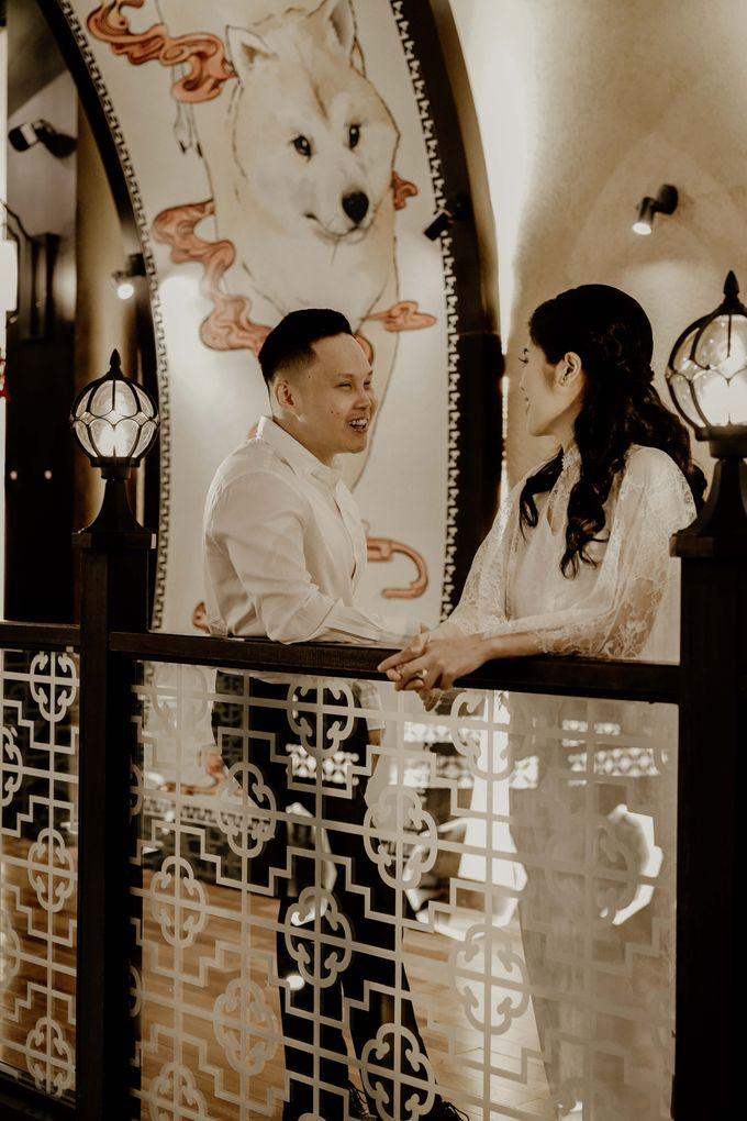 Joel & Carolen Wedding by AKSA Creative - 003