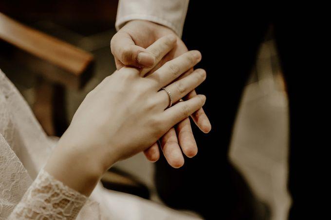 Joel & Carolen Wedding by AKSA Creative - 004