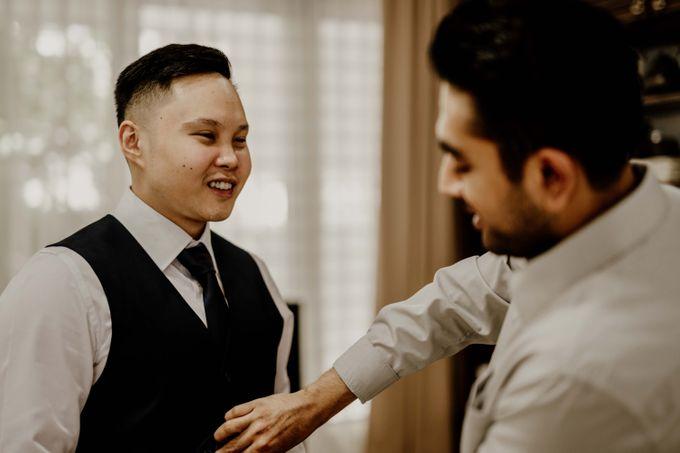 Joel & Carolen Wedding by AKSA Creative - 019