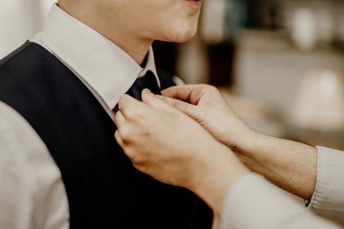 Joel & Carolen Wedding by AKSA Creative - 020