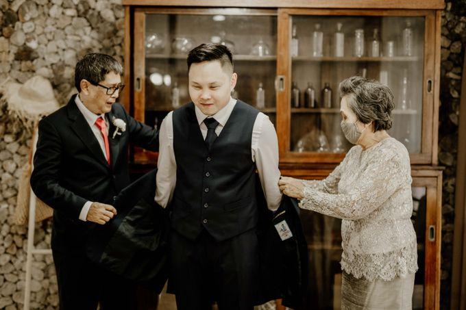 Joel & Carolen Wedding by AKSA Creative - 015