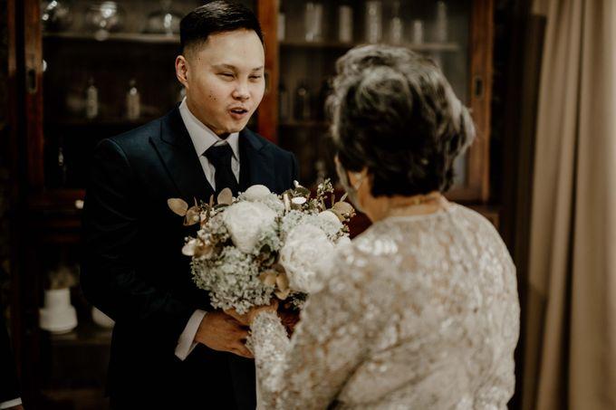 Joel & Carolen Wedding by AKSA Creative - 017