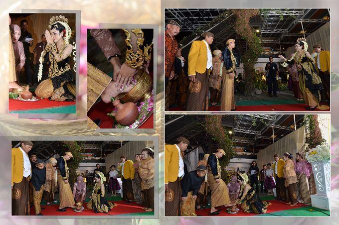 Foto Pernikahan Adat Jawa Modern Galih & Dian by Creative Fotografi - 018