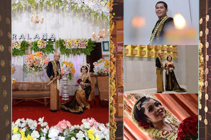 Foto Pernikahan Adat Jawa Modern Galih & Dian by Creative Fotografi - 031
